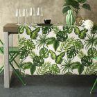 tafelzeil-bloemen-groen