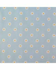 tafelzeil-licht-blauw-bloemen