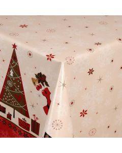 Toile-cirée-flocons-de-Noël