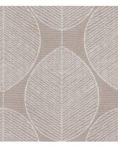 beige-grijs-tafelzeil-natuur-bladeren-jacquardi-modern